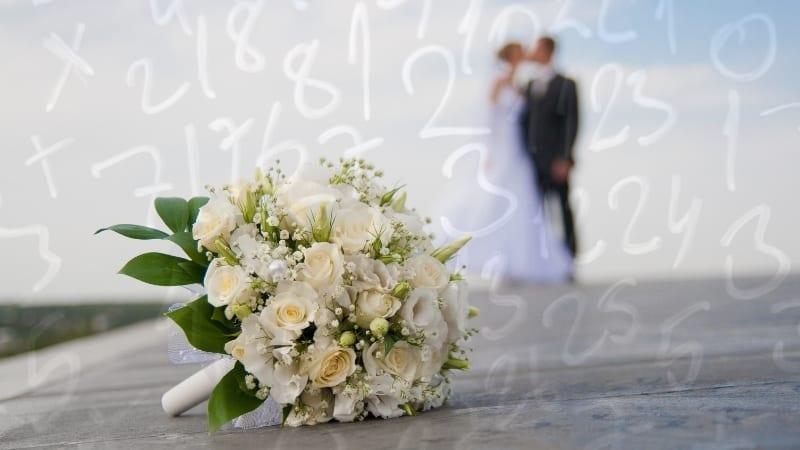 Header image Wedding Stats 2021