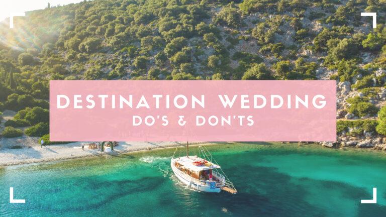destination wedding etiquette header blog